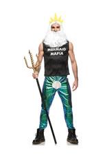 Mermaid Mafia Costume - Humor