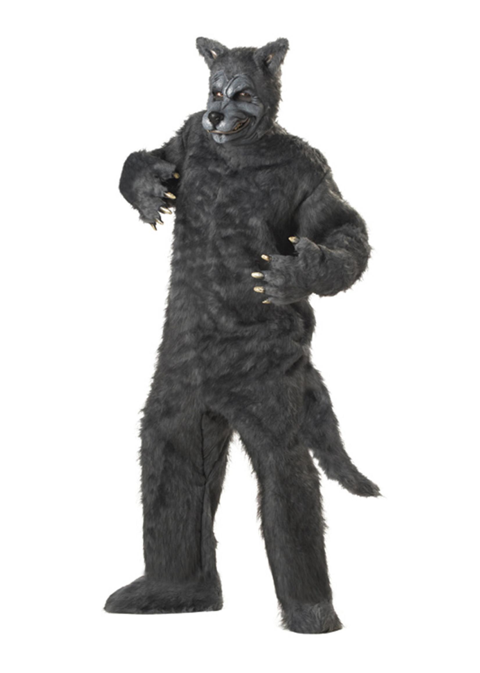 Big Bad Wolf Costume - Humor