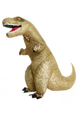 AFG MEDIA Giant Inflatable T-Rex Costume - Humor
