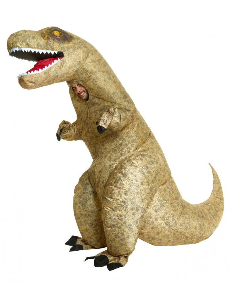 Giant Inflatable T-Rex Costume - Humor