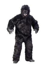 Basic Gorilla Suit Costume - Men's