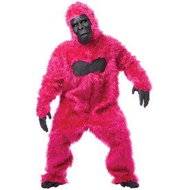 Pink Gorilla Costume - Humor