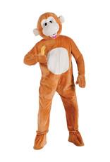 FORUM NOVELTIES Plush Monkey Costume - Humor