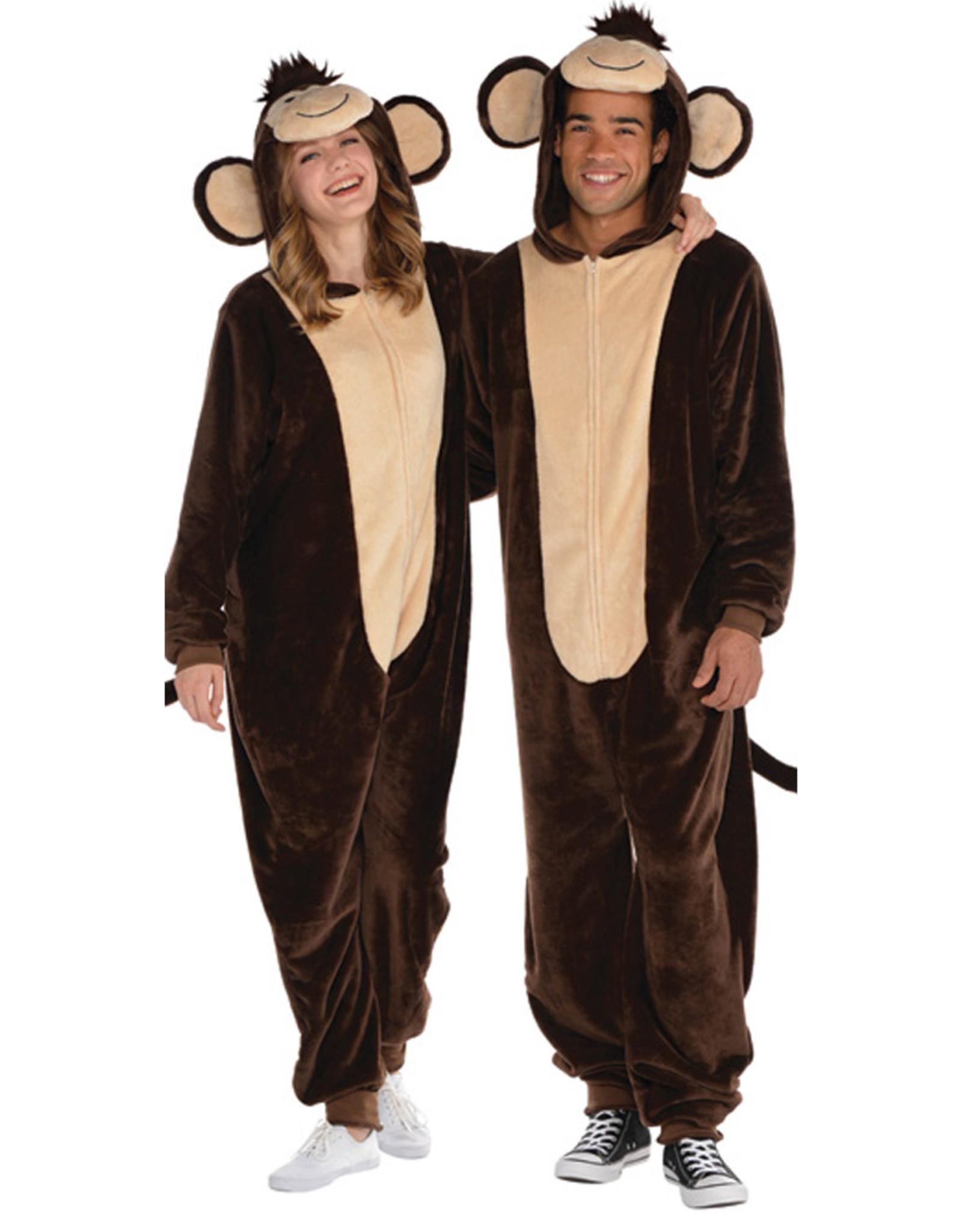 Monkey Zipster Costume - Humor