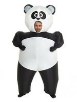 LOFTUS INTERNATIONAL Giant Inflatable Panda Costume - Adult