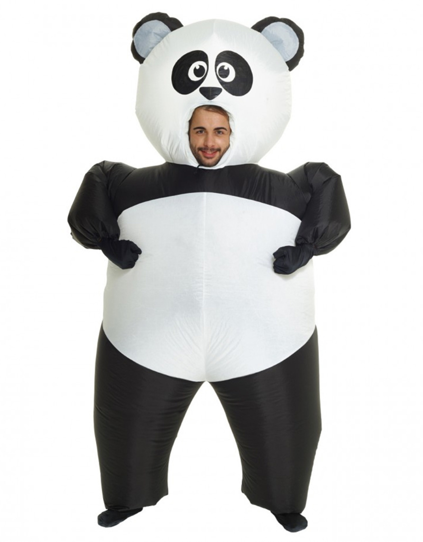 LOFTUS INTERNATIONAL Giant Inflatable Panda Costume - Adult