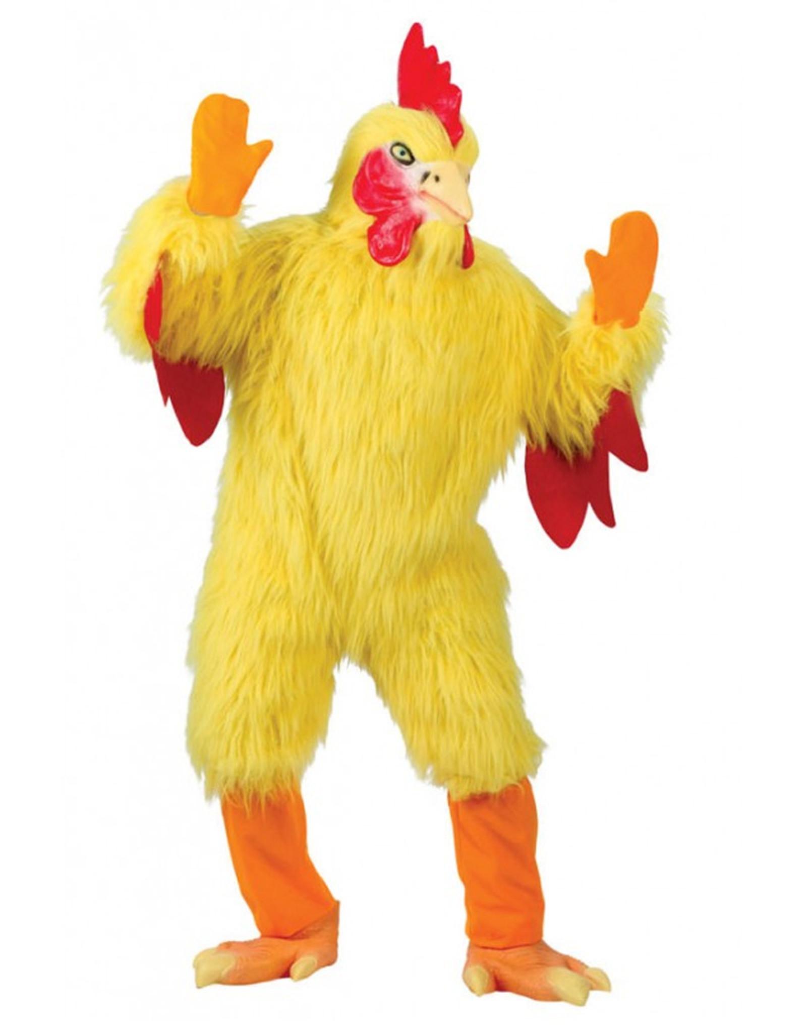 FUN WORLD Funny Chicken Costume - Humor