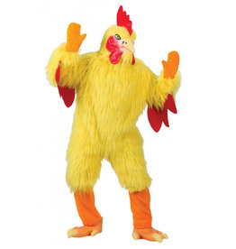 FUN WORLD Funny Chicken Costume - Humor