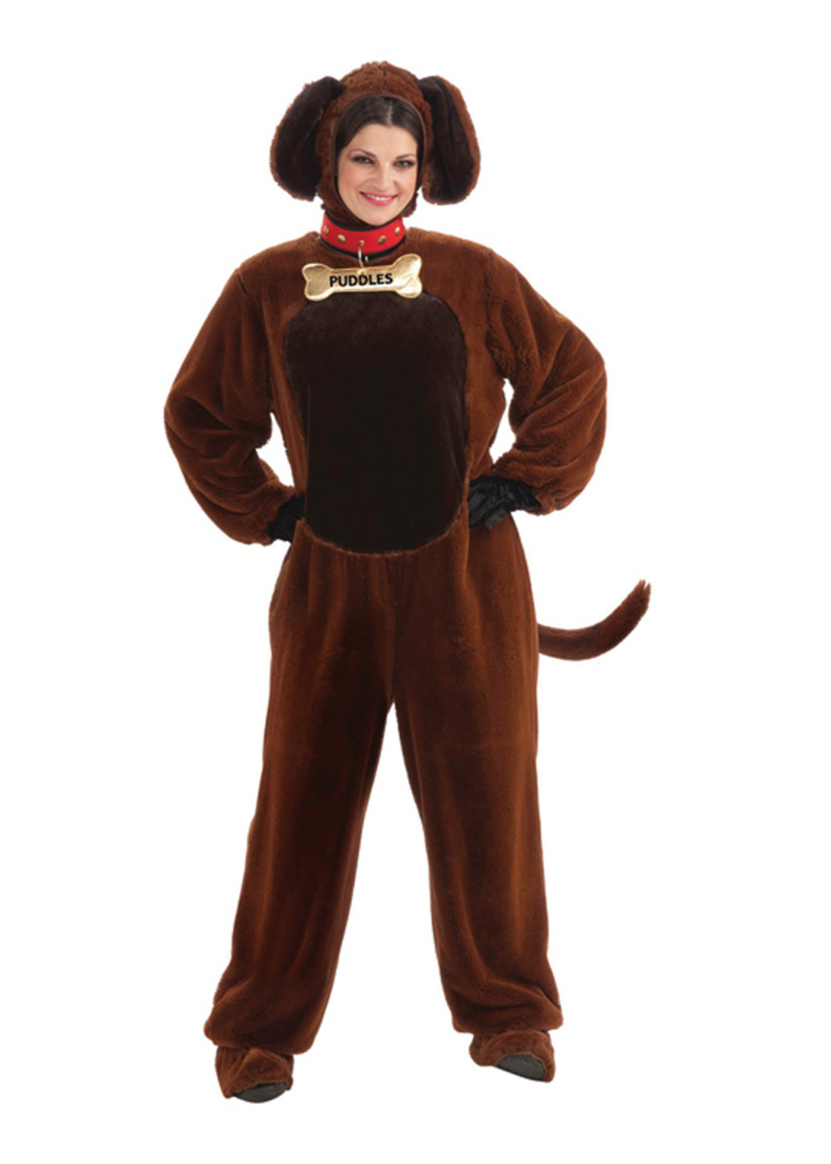 Puddles the Puppy Costume - Humor