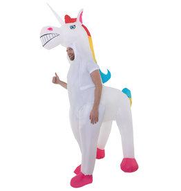 Giant Inflatable Unicorn Costume - Humor