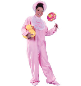 Be My Baby - Pink Costume - Adult
