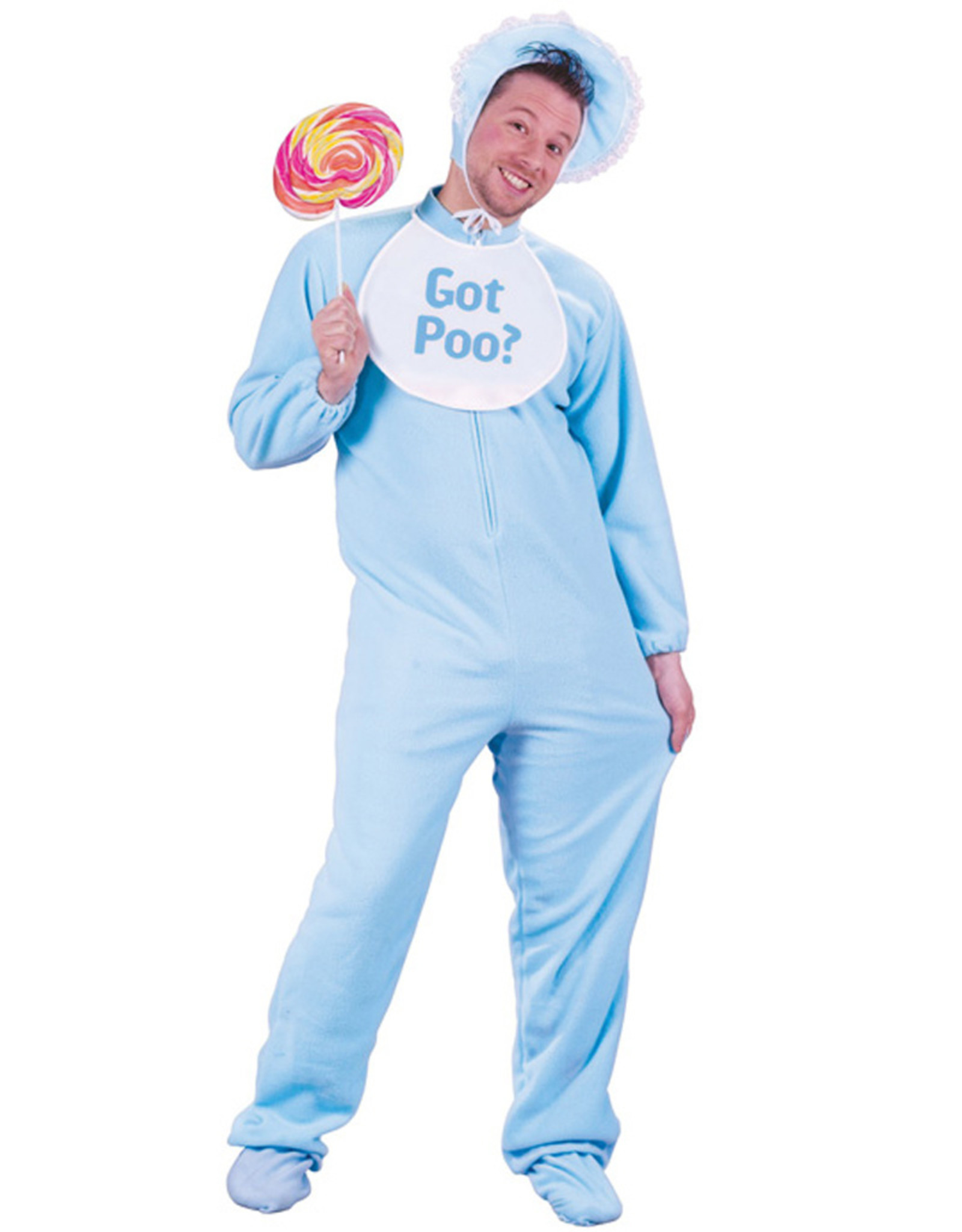 Be My Baby - Blue Costume - Adult