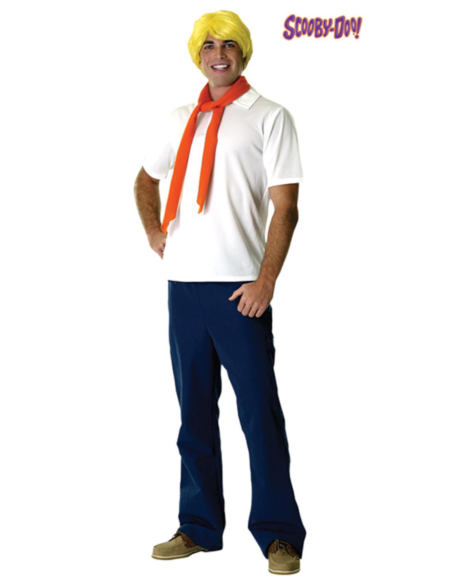 Fred Jones Costume - Men's