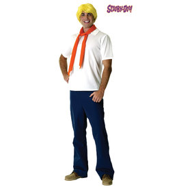 Fred Jones Costume - Men's
