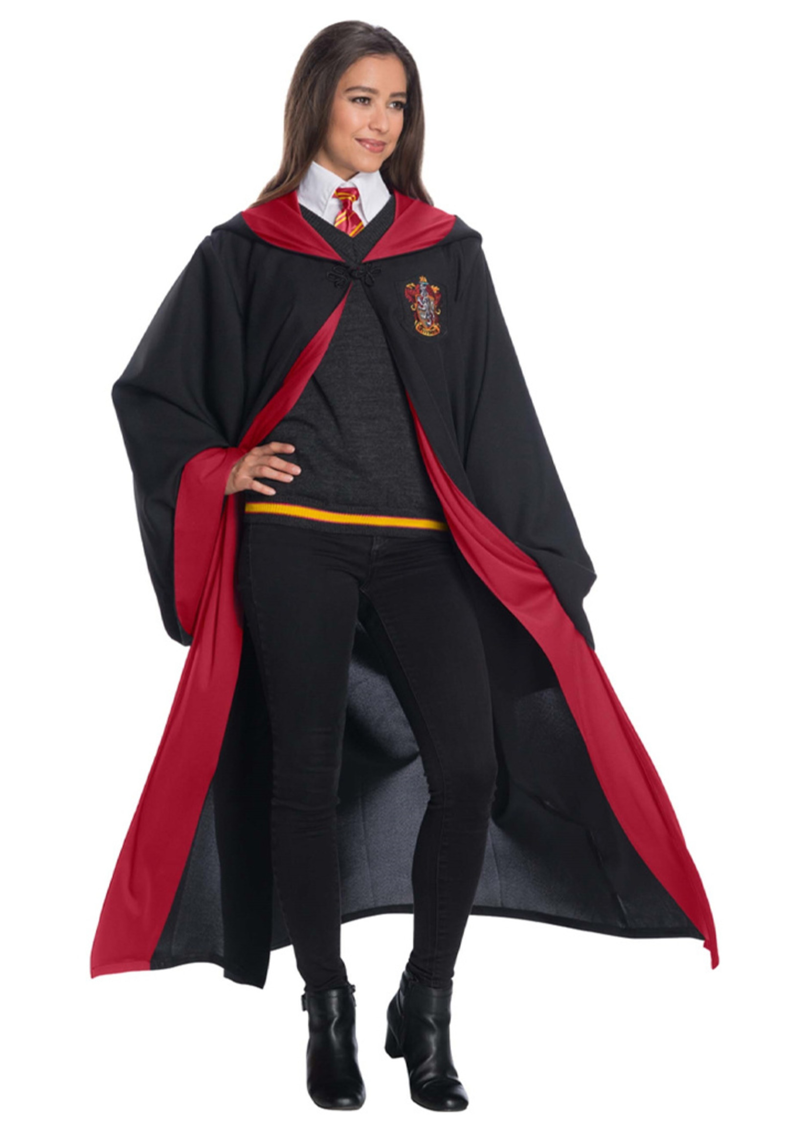 Gryffindor Student Costume - Harry Potter - Adult