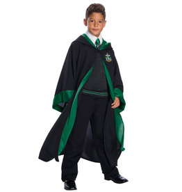 Slytherin Student Costume - Harry Potter - Child