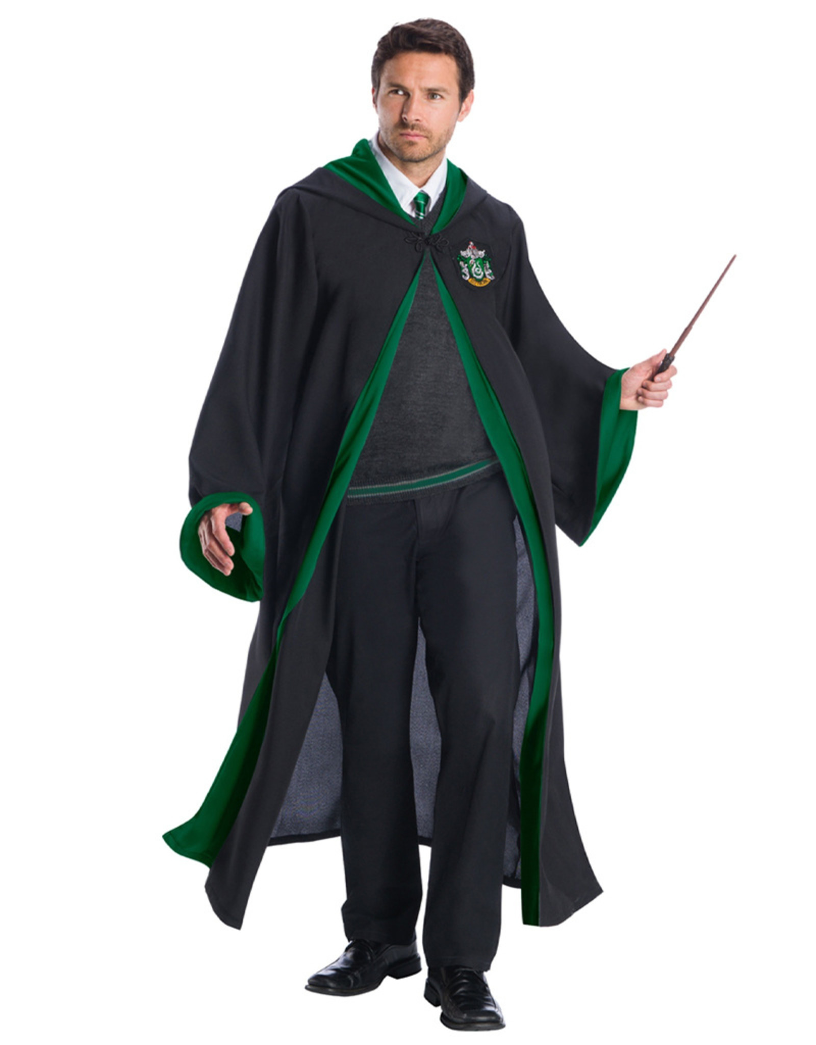 Slytherin Student  Costume - Harry Potter - Adult