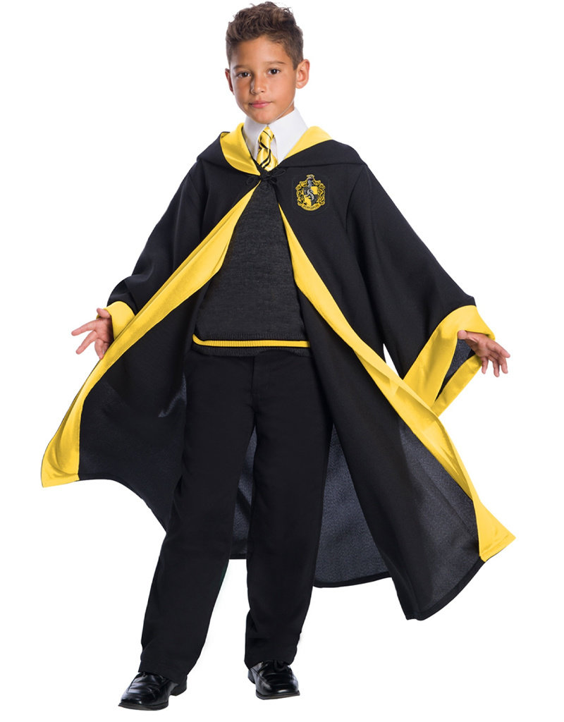 Hufflepuff Student Child Costume