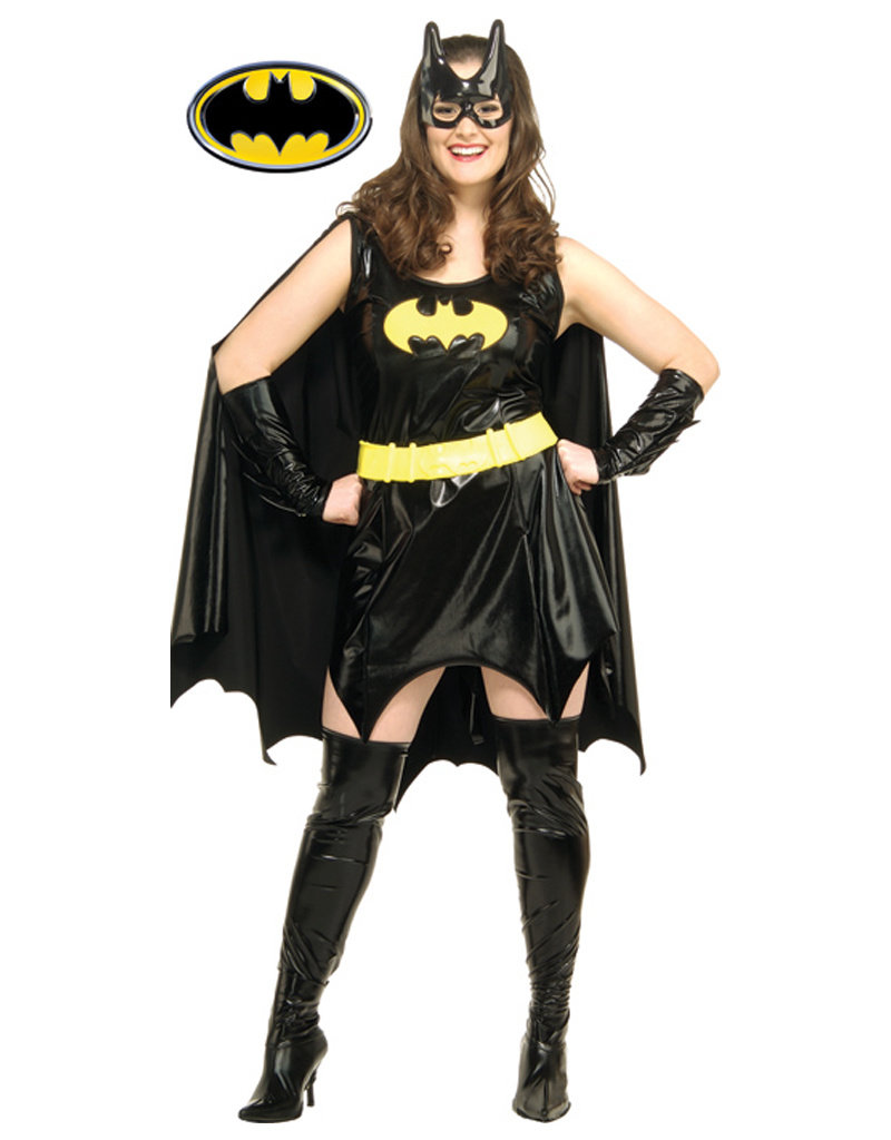 Batgirl Costume - Women Plus
