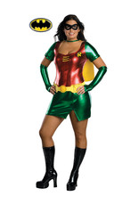 Sexy Robin Costume - Women Plus