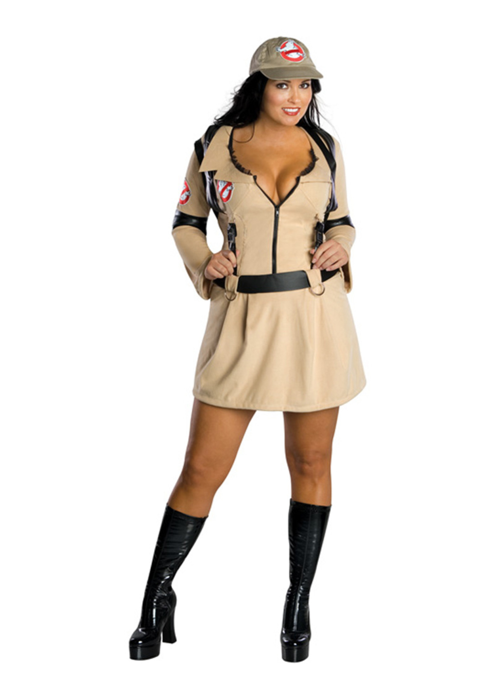 Ghostbuster Costume - Women Plus