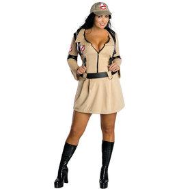 Ghostbuster Costume - Women Plus