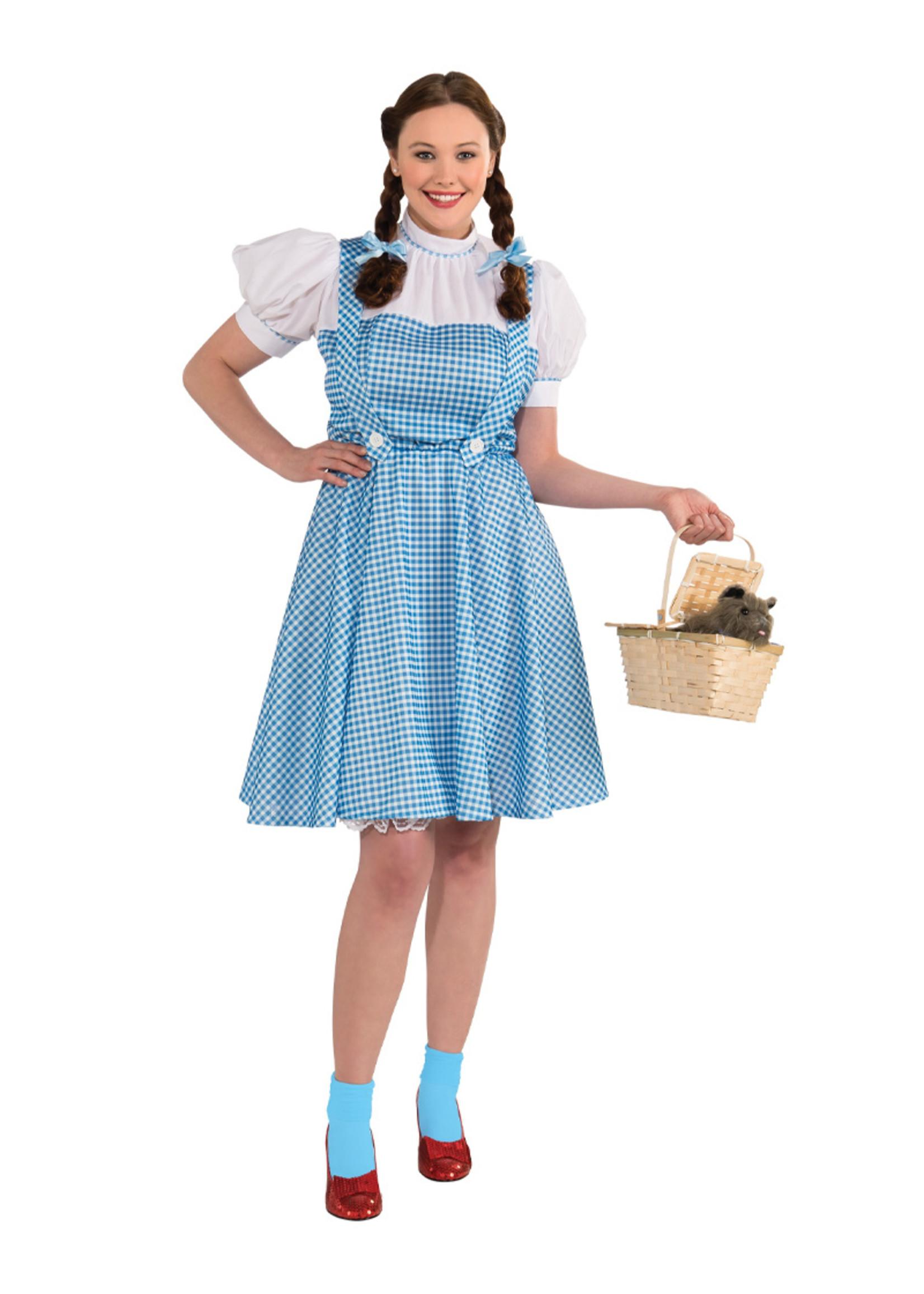 Dorothy Costume - Women Plus