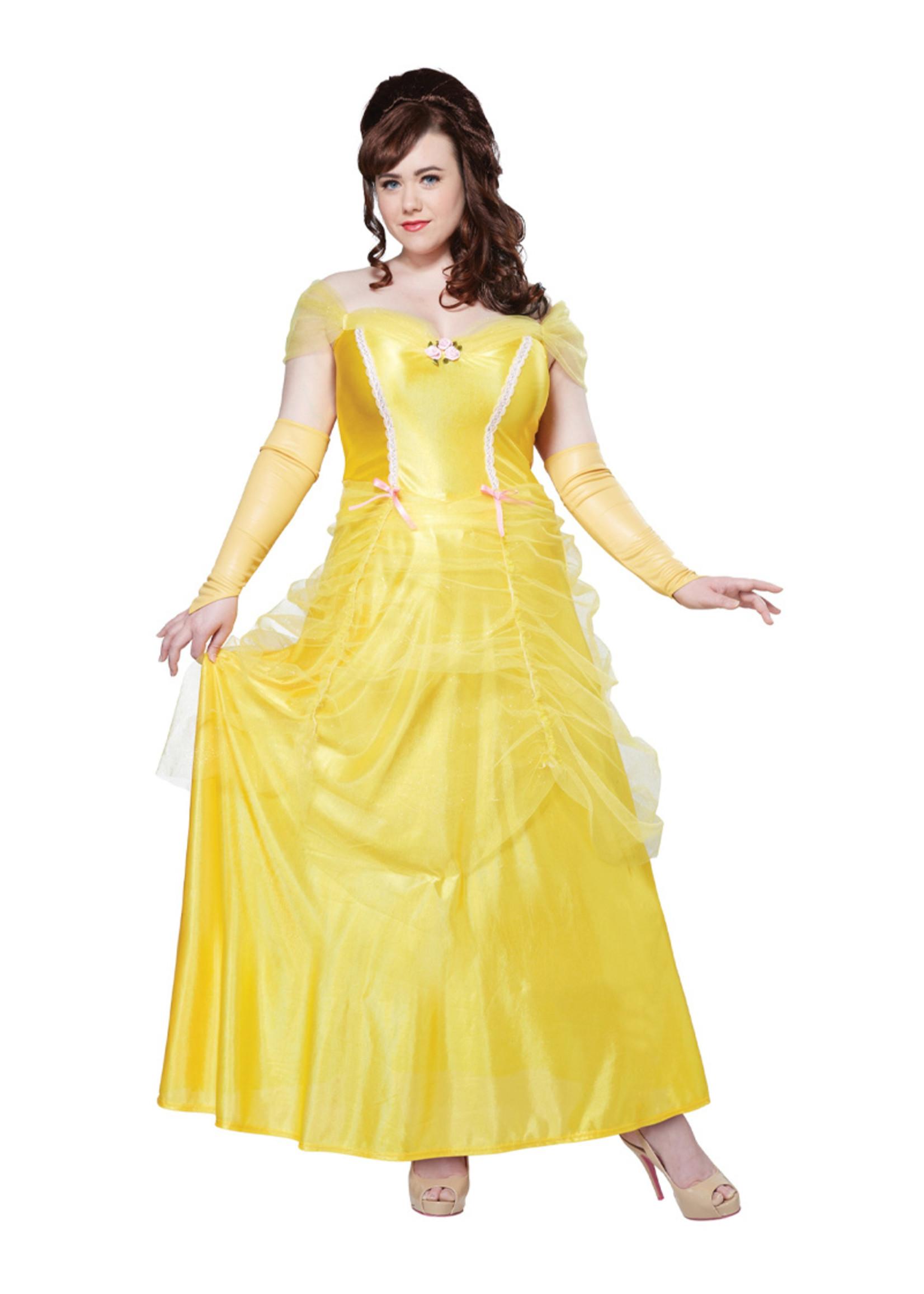 Classic Beauty Costume - Women Plus