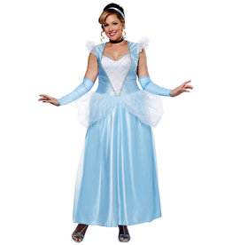 Classic Cinderella Costume - Women Plus