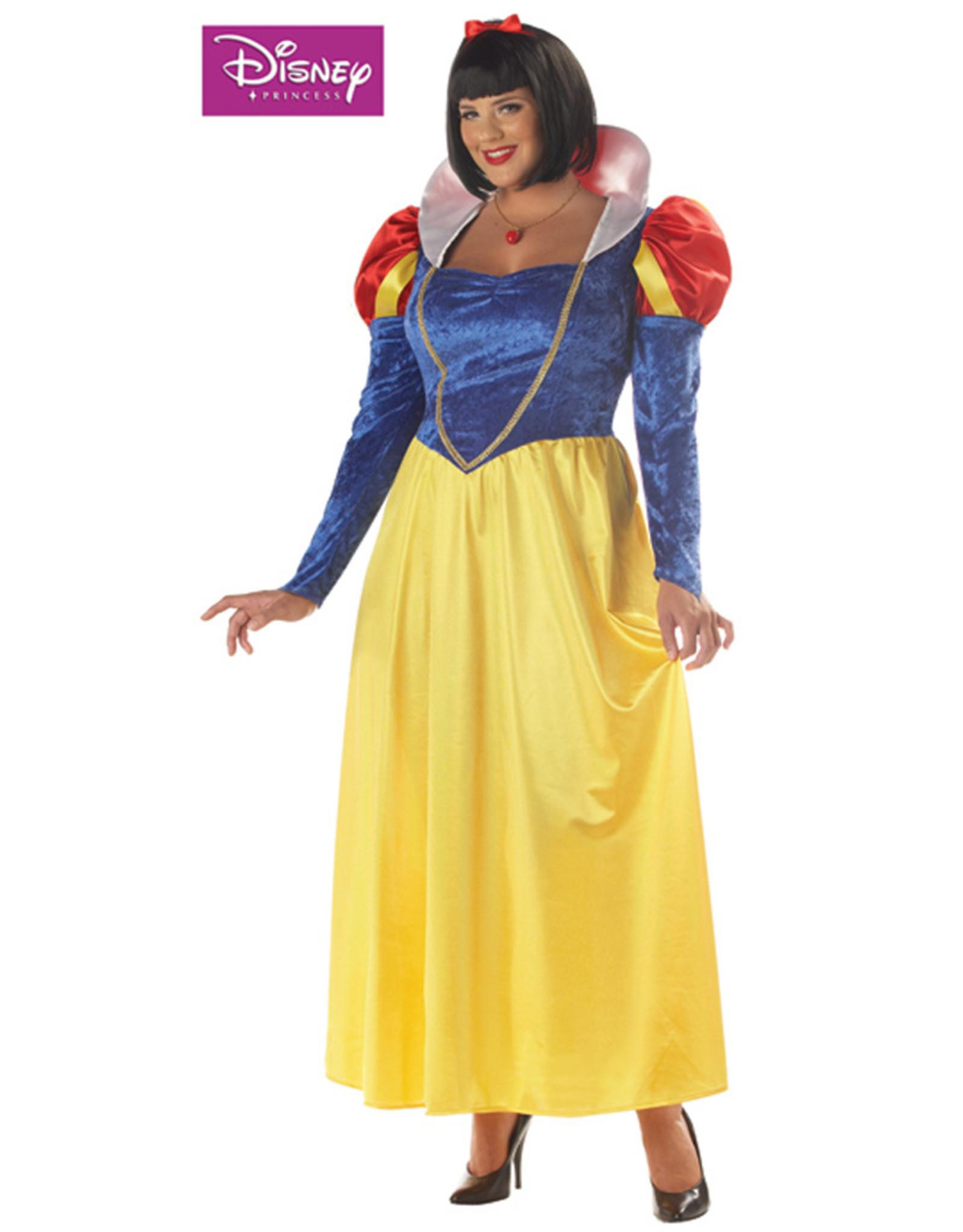 Snow White Costume - Women Plus