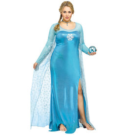 Ice Queen Costume - Women Plus