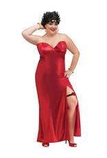 Betty Boop Costume - Women Plus