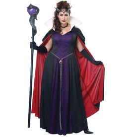 Evil Storybook Queen Costume - Women Plus