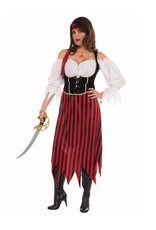 Pirate Maiden Costume - Women Plus