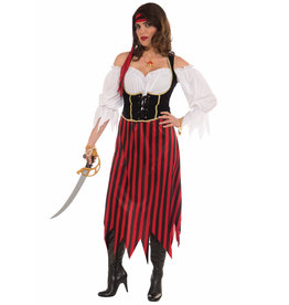 Pirate Maiden Costume - Women Plus