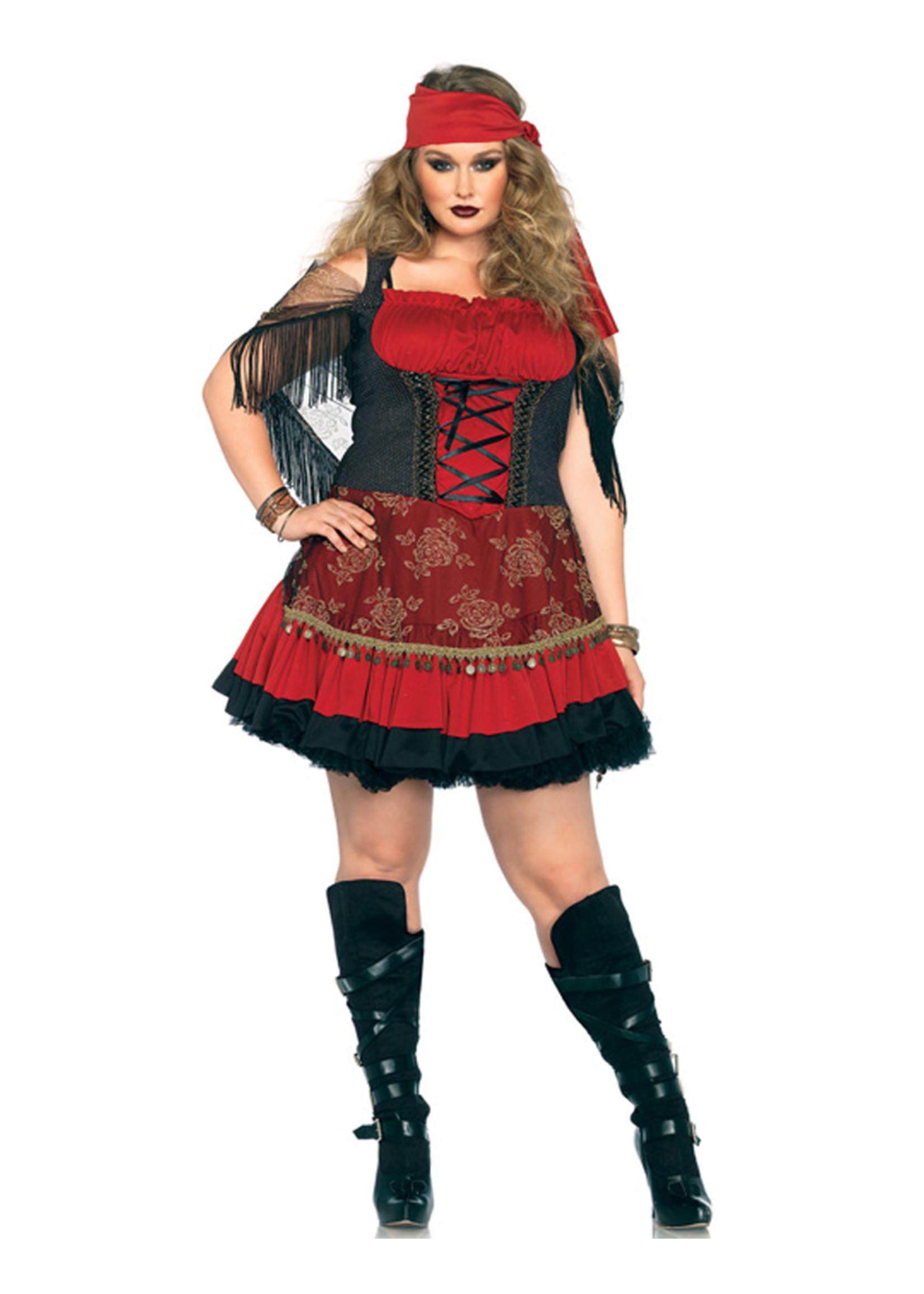 Mystic Vixen Costume - Women Plus