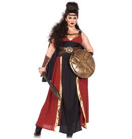 Regal Warrior Costume - Women Plus