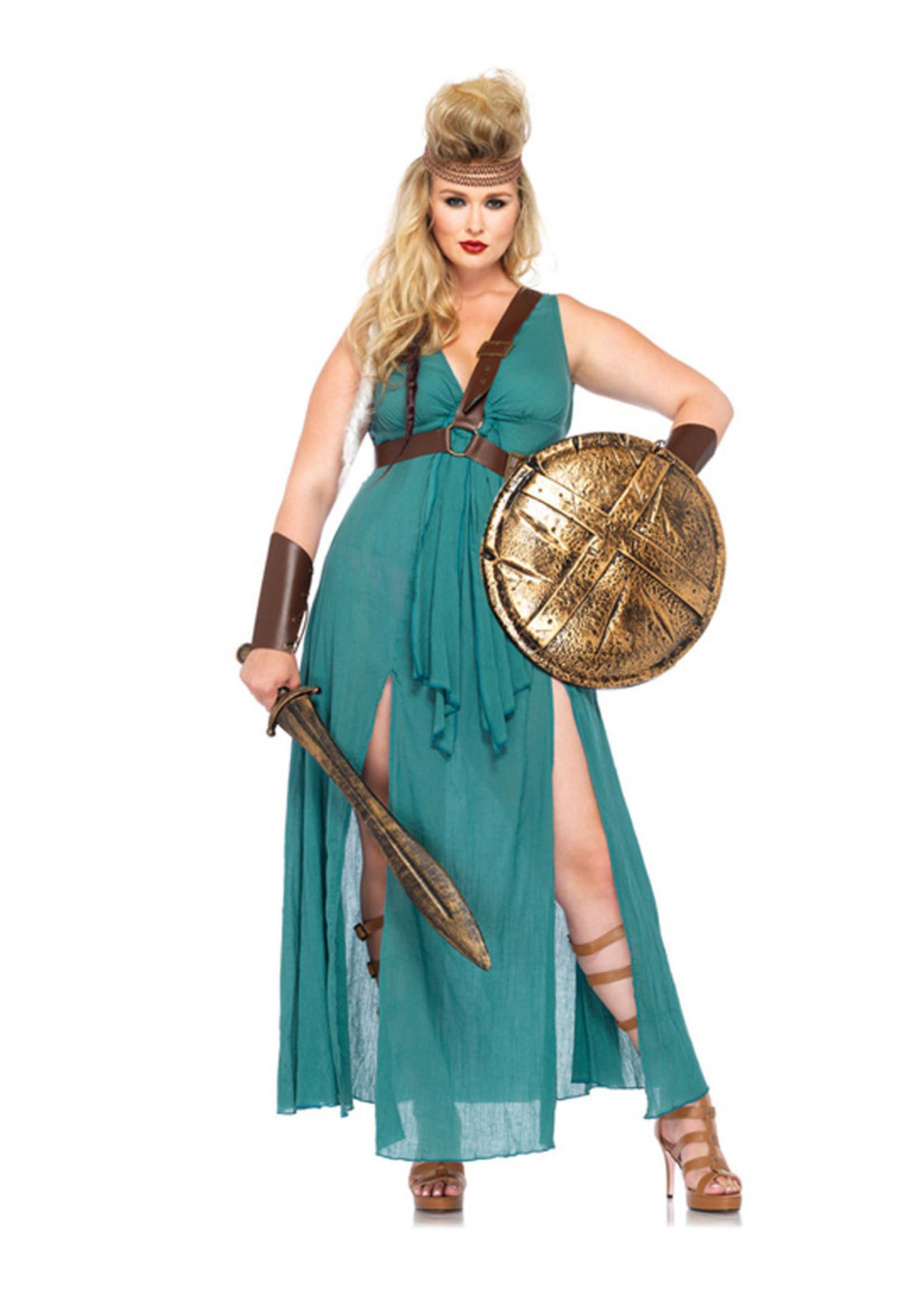 Warrior Maiden Costume - Women Plus