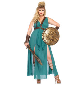 Warrior Maiden Costume - Women Plus