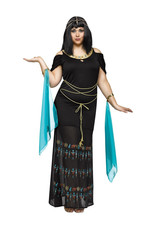 Egyptian Queen Costume - Women Plus