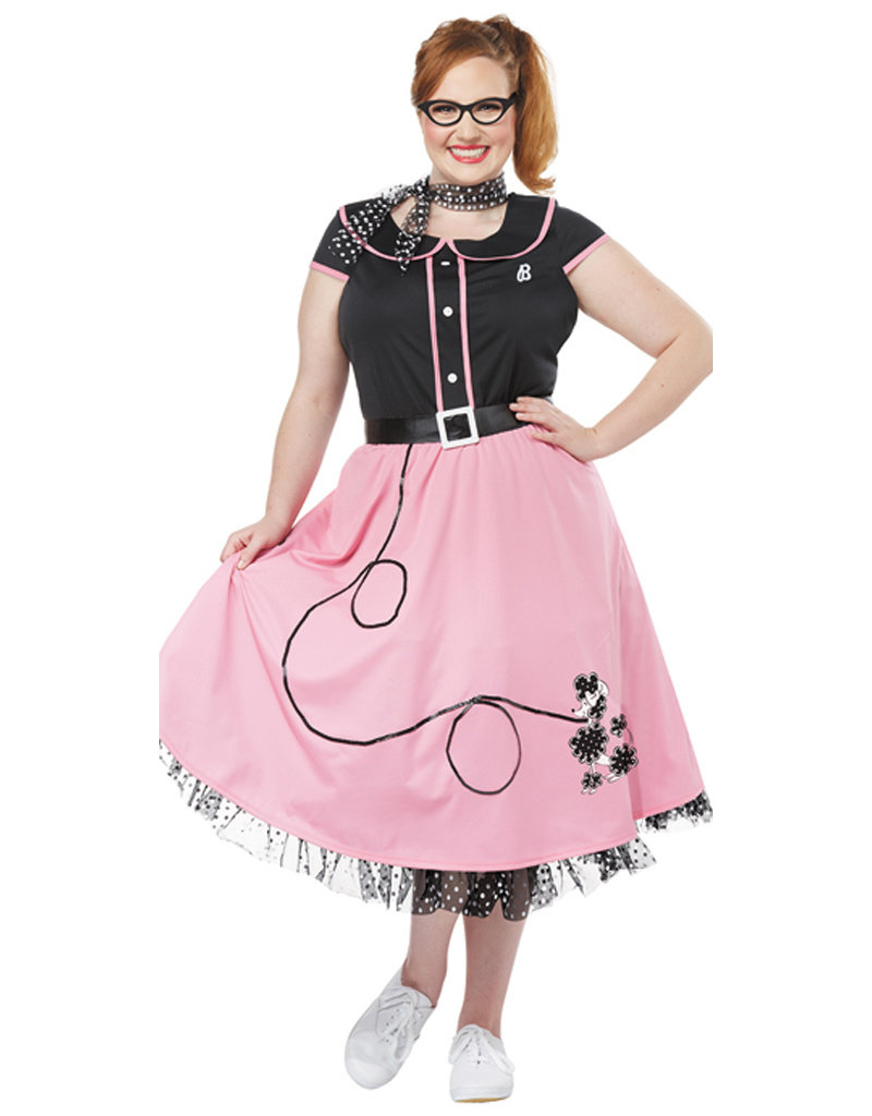 50's Sweetheart Costume - Women Plus