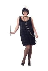 Flapper Costume - Women Plus