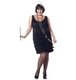 Flapper Costume - Women Plus