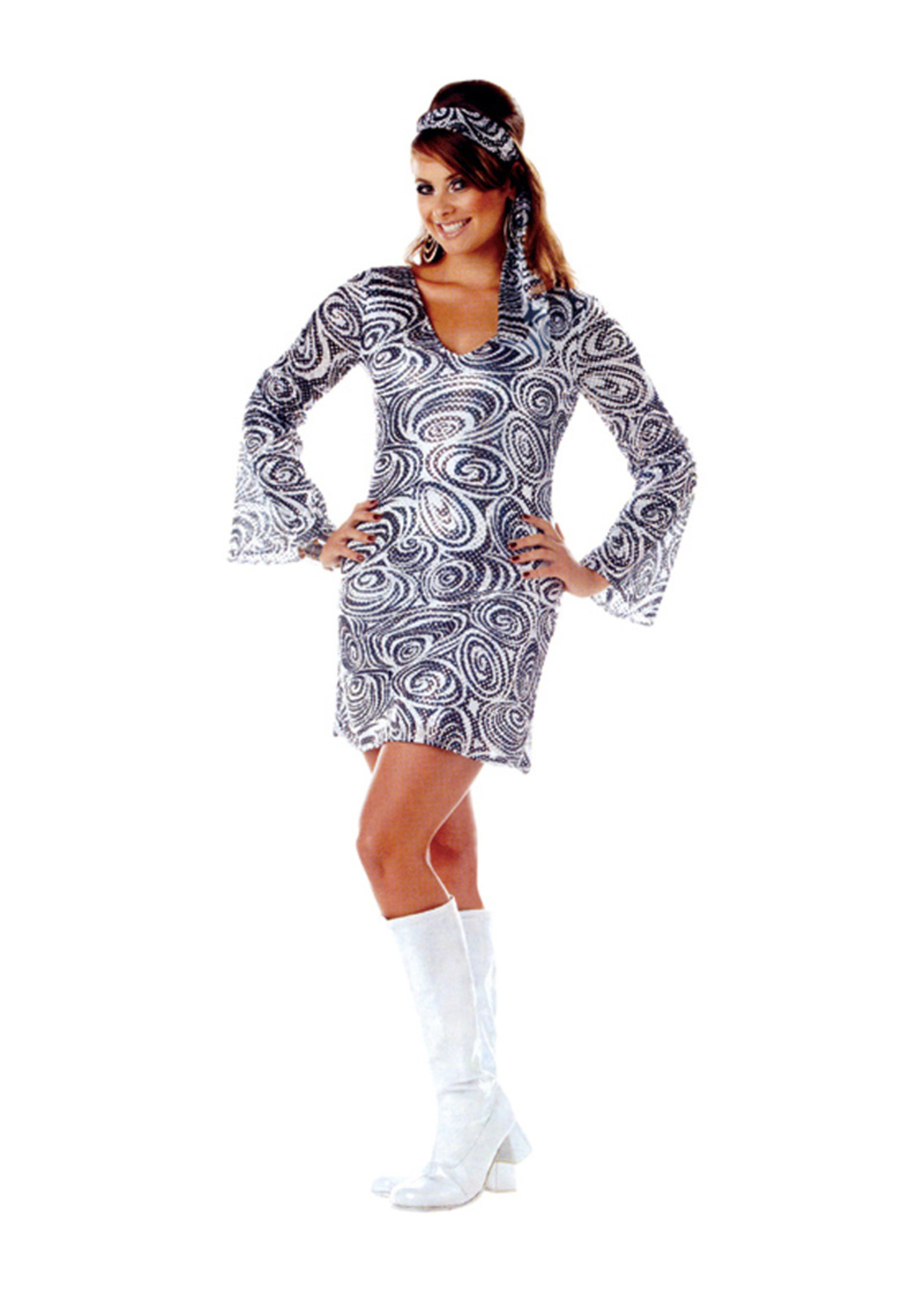 Disco Diva Costume - Women Plus
