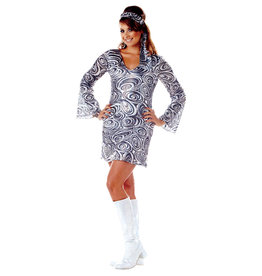 Disco Diva Costume - Women Plus
