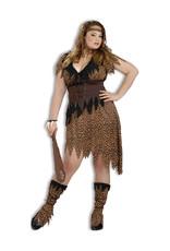 Cave Beauty Costume - Women Plus
