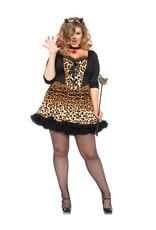 Wildcat Costume - Women Plus