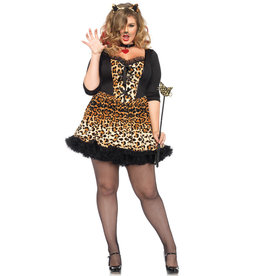 Wildcat Costume - Women Plus