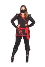 Ninja Assassin Costume - Women Plus