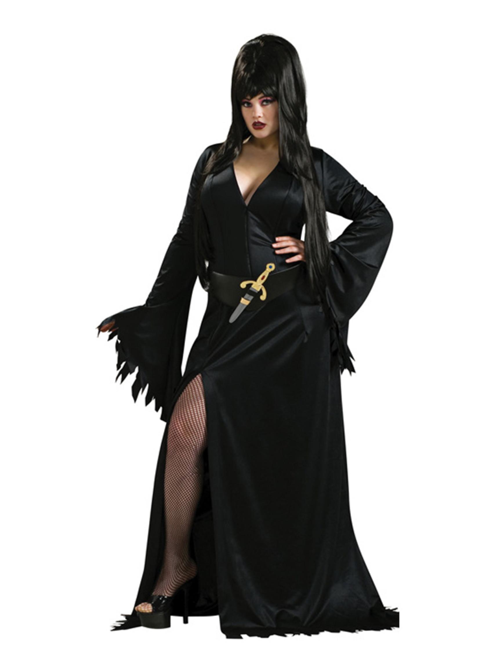 Elvira Costume - Women Plus